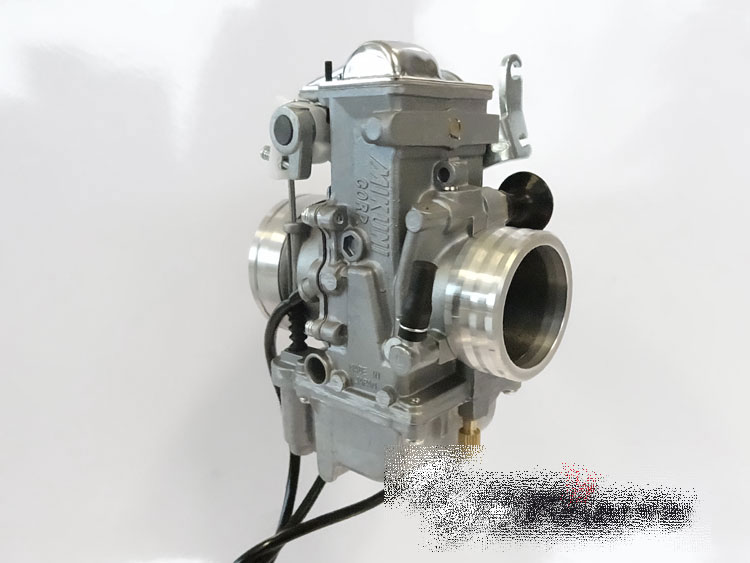 mikuni tm 40 flatslide racing carburetor husqvarna 570 610. Black Bedroom Furniture Sets. Home Design Ideas