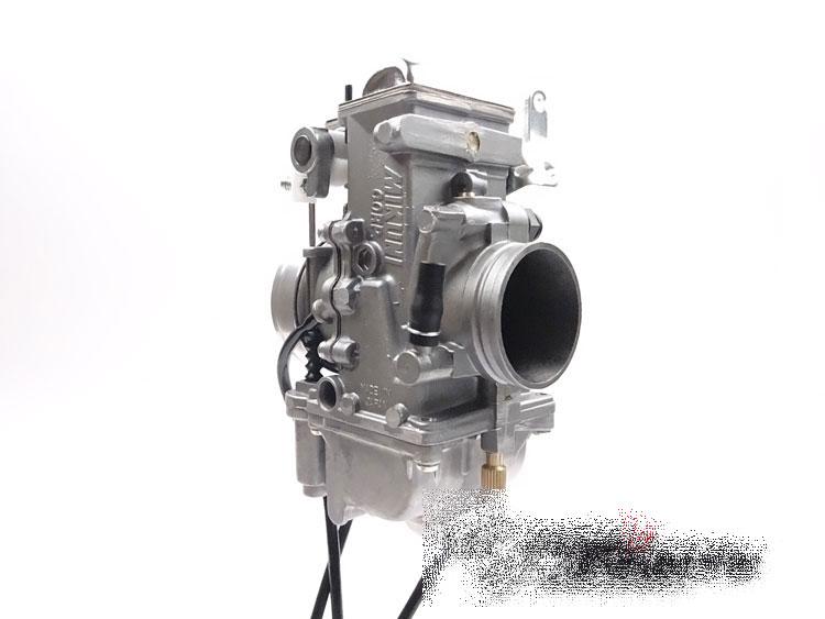 mikuni tm 40 flatslide racing carburetor kawasaki kfx 400. Black Bedroom Furniture Sets. Home Design Ideas