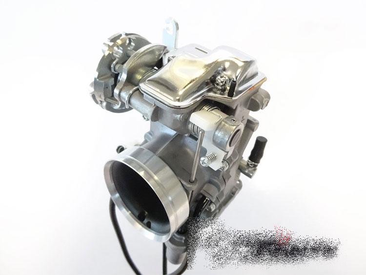 mikuni tm 40 flatslide racing pumper carburetor kawasaki. Black Bedroom Furniture Sets. Home Design Ideas