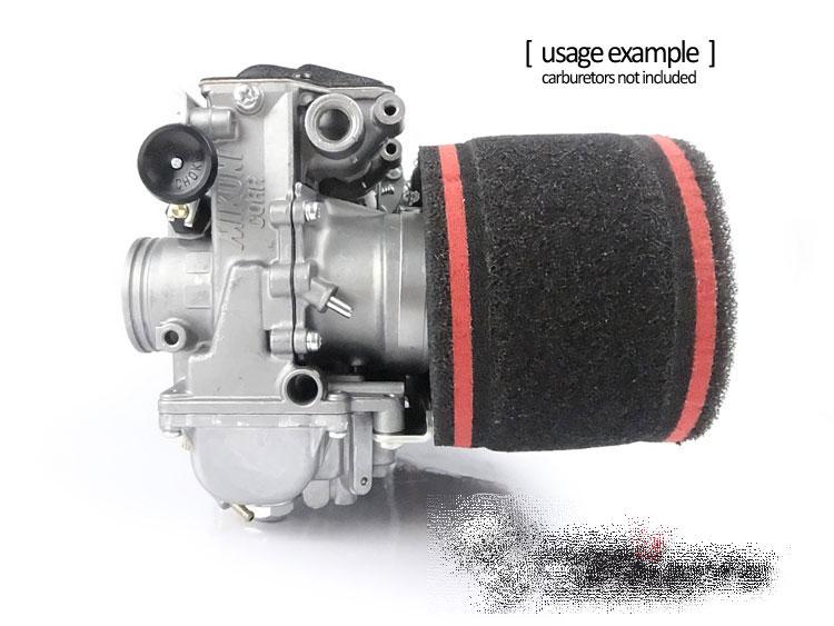 px airfilter kit mikuni rs flatslide racing carburetor / 34 36 38 40 air filter | ebay mikuni fuel filters gm fuel filters